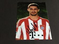 NAZIF HAJDAROVIC FC BAYER MÜNCHEN signed Photo 10x15