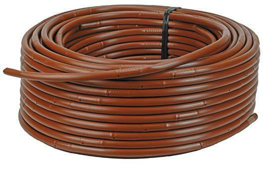 Rain Bird Irrigazione Goccia Linea 16mm x100mts 2.3LPH@33cm Spaziatura