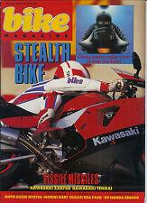 Bike March 1989  ZXR750 NTX750 Ducati 906 Paso Morini