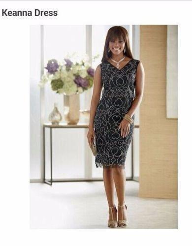 size 14 Keanna Studded Dress little black dress by Ashro new
