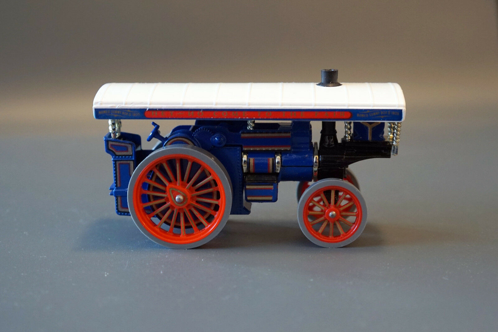 Matchbox models of Yesteryear fowler showman's engine, OVP Limited Edition rar