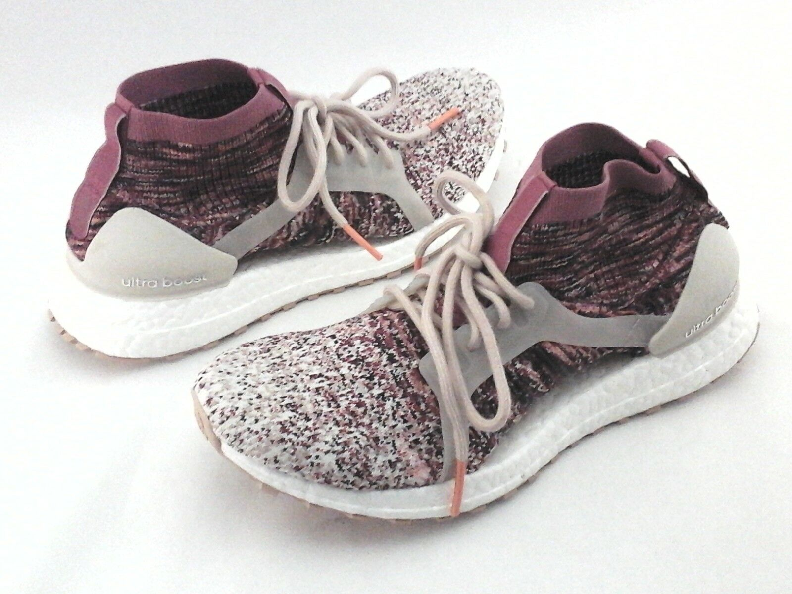 ADIDAS UltraBoost X All Terrain LTD shoes Pink AQ0422 Womens US 7.5 39 1 3 RARE