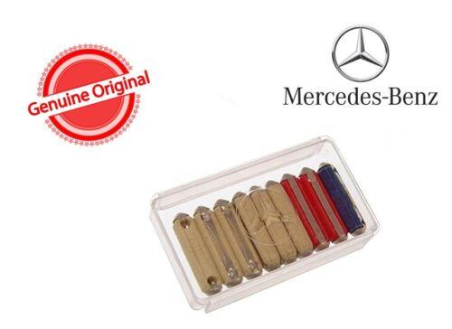 A16 Genuine Mercedes Benz Fuse Kit Box W108 W116 W124 W126 R129 W201 1245800010