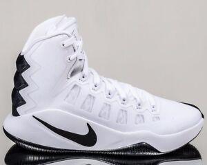 cheaper a0d5a f4feb Image is loading Nike-844391-110-Hyperdunk-2016-White-Black-Basketball-