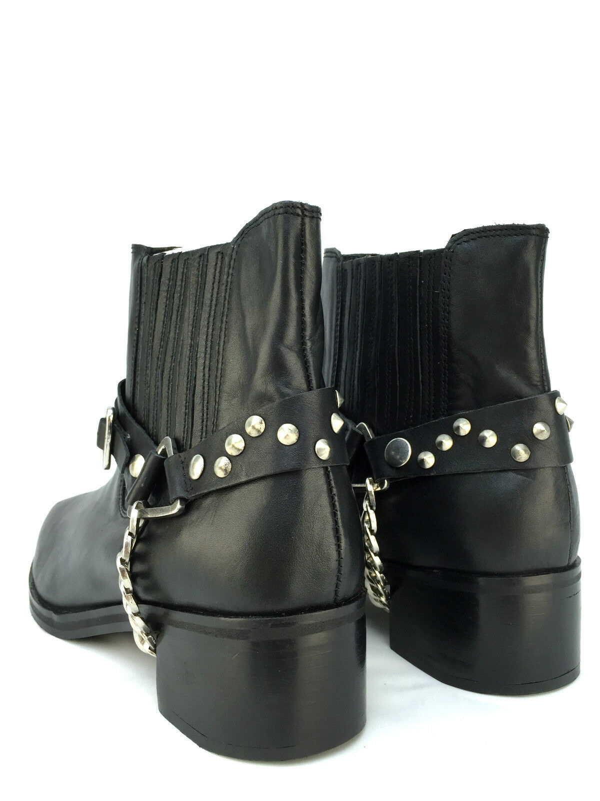 TOPSHOP Damenschuhe STUDDED ANKLE UK Stiefel Schuhe UK 3 UK ANKLE 8 c1a3f5
