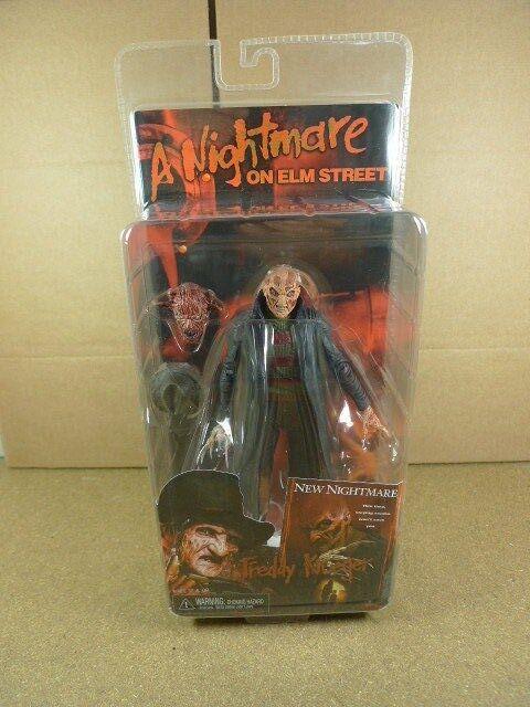 Neca FREDDY KRUEGER A Nightmare on Elm Street NEW NEW NEW NIGHTMARE 7  Action Figure BN 18e9c3