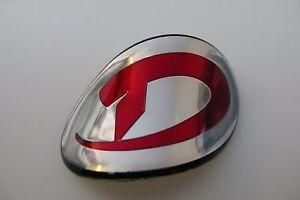 Bicycle Bike Head badge for Diamond Back Aluminium Self Adhesive NOS