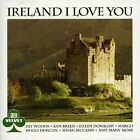 Ireland I love you-Irish Love Songs Pat Woods, Ann Breen, Eileen Donaghy,.. [CD]
