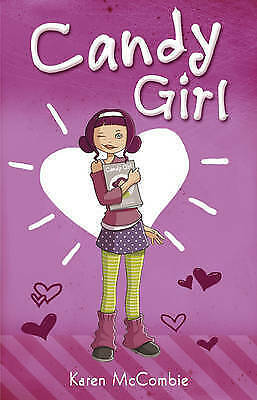 1 of 1 - Candy Girl by Karen McCombie (Paperback, 2010)-9781842998755-F033