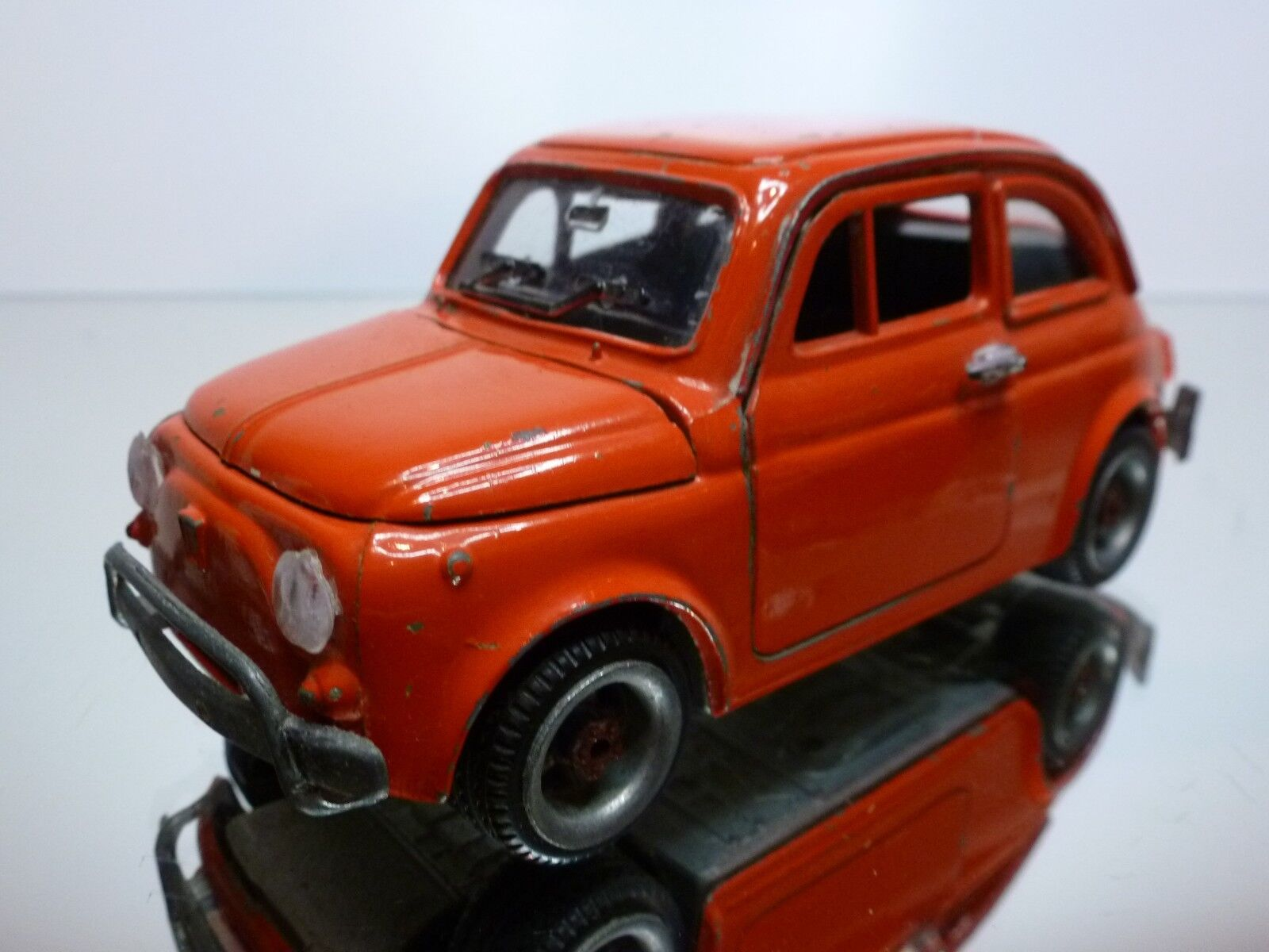 NACORAL FIAT 500 - RED 1 25 RARE - GOOD CONDITION