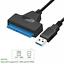 USB-3-0-to-2-5-034-SATA-III-Hard-Drive-Adapter-Cable-UASP-SATA-to-USB3-0-Converter miniature 7
