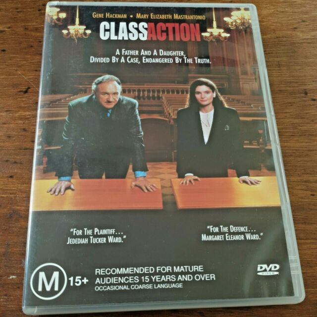 Class Action (DVD, 2007) R4 VERY GOOD – FREE POST