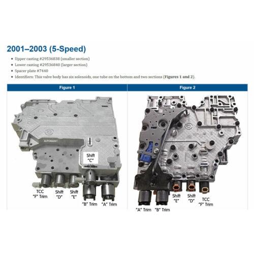1000//2000 ALLISON 5 SPEED GM//DURAMAX 1999-2003 Transmission Wiring Harness