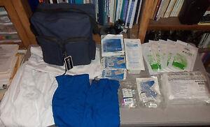 Pocket-Nurse-Healthcare-Medical-School-Training-Kit-Demo-Supplies-Catheter-Vials