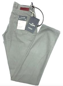Sartoria-Tramarossa-LEONARDO-B0355-jeans-pantalone-Col-ARGILLA-SALDI