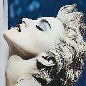 Madonna-True-Blue-180Gm-Poster-nuevo-12-034-Vinilo-Lp