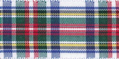 Free Post Berisfords Tartan Ribbon 7mm,10mm,16mm 17 Patterns 3 Widths /& Lengths