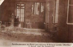 Bombing-de-Paris-by-Canons-in-Long-Reach-034-Berthas-034-La-Maternity
