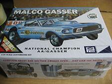 MALCO GASSER MUSTANG