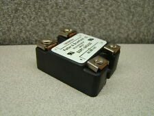 187859 New-No Box Tyco SSR-240A25 Quick-Connect Solid-State Relay 120//240VAC 25
