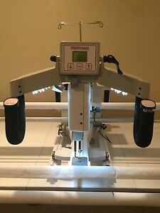 Hq Sixteen Longarm Quilting Machine By Handi Quilter Ebay