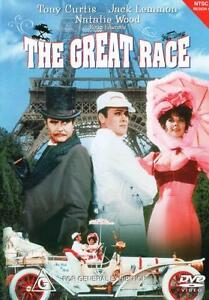 The-Great-Race-NEW-DVD-NTSC-REGION-4-AUSTRALIA-Tony-Curtis-Natalie-Wood-Lemmon
