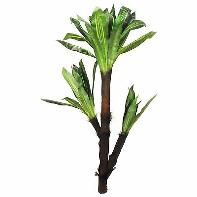 In Staat Three Branched Eco Palm Tree Only £30 Each! 155cm Artificial Fake