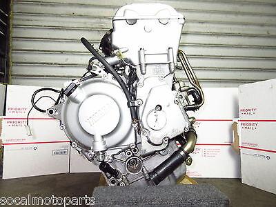 2001 Yamaha YZF R6 YZF-R6 99 00 01 02 engine motor transmission runs nice