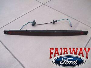 03 Thru 04 Mustang Oem Ford Third 3rd Brake Center Lamp