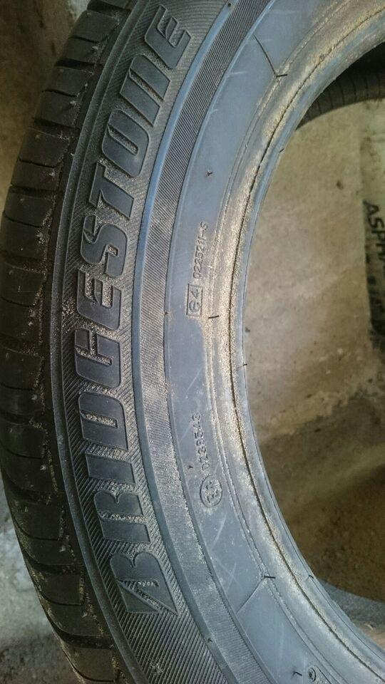 Sommerdæk, Bridgestone, 175 / 65 / R15