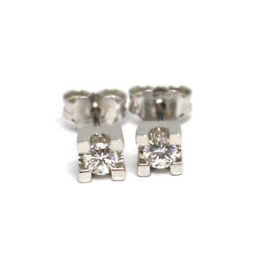 Boucles-D-039-Oreilles-or-Blanc-750-18K-Diamants-0-28-Carat-Monture-Carre-4