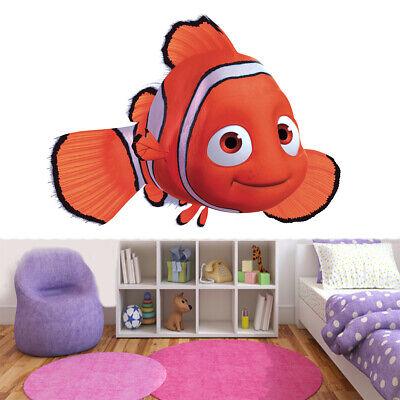 Disney Finding Nemo Clown Fish Wall Sticker Removable Children Bedroom  Vinyl Art   eBay