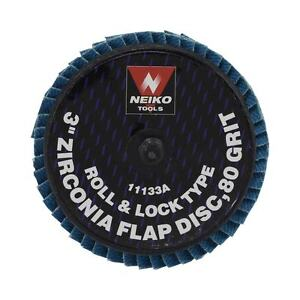 2 roll lock flap disc