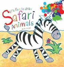 It's Fun to Draw Safari Animals