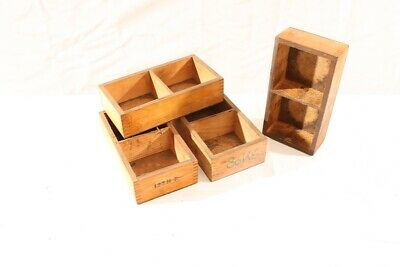 alte Kiste Holz Transportkiste Aufbewahrung Messwerkzeug old vintage