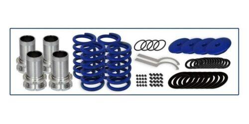 Protégé MX3 Miata Blue Lowering Coilover Spring Kit For Mazda 323