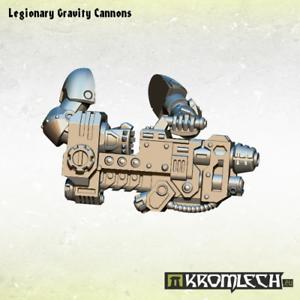 KRCB145 3 Kromlech BNIB Legionary Gravity Cannons