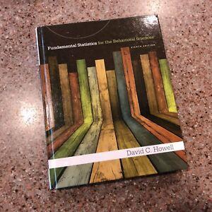 Fundamental Statistics Book