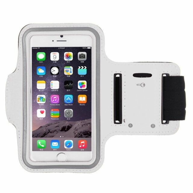 """Sports Armband Case Running Jogging Gym Arm Band Holder for iPhone 6 Plus 5.5"""""""