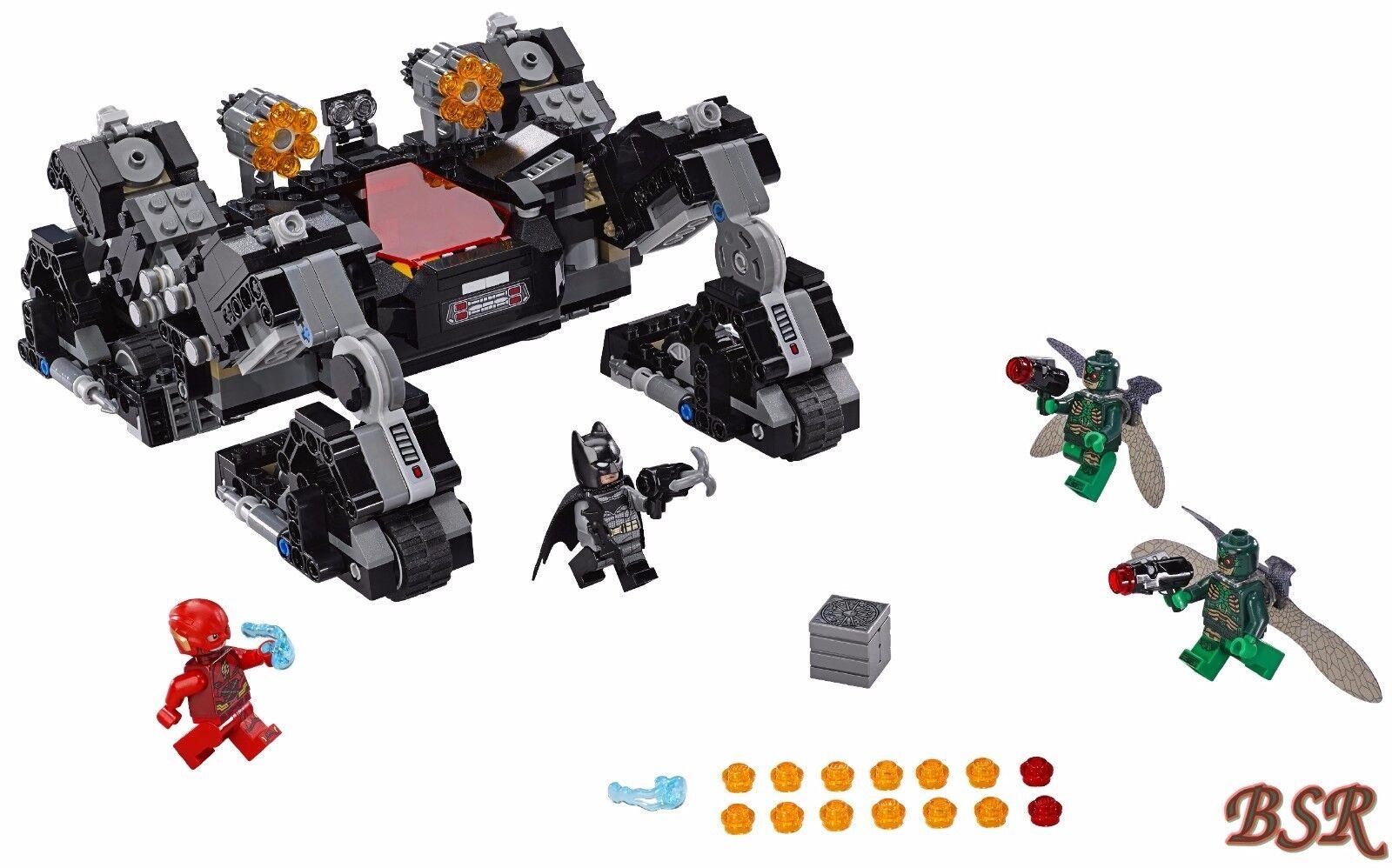 LEGO® Super Heroes  76086 Knightcrawlers Knightcrawlers Knightcrawlers Tunnel-Attacke & 0.- Versand & NEU OVP 293d96