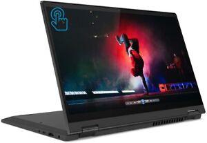 "Lenovo Flex5 14"" FHD-Touch Laptop, AMD Ryzen 3 4300U, 4GB RAM, 128GB SSD, Win10"