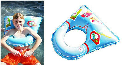 Learn to Swim Ring Aquatic Float  Special Needs Inflatable Tube Pool NEW 9104
