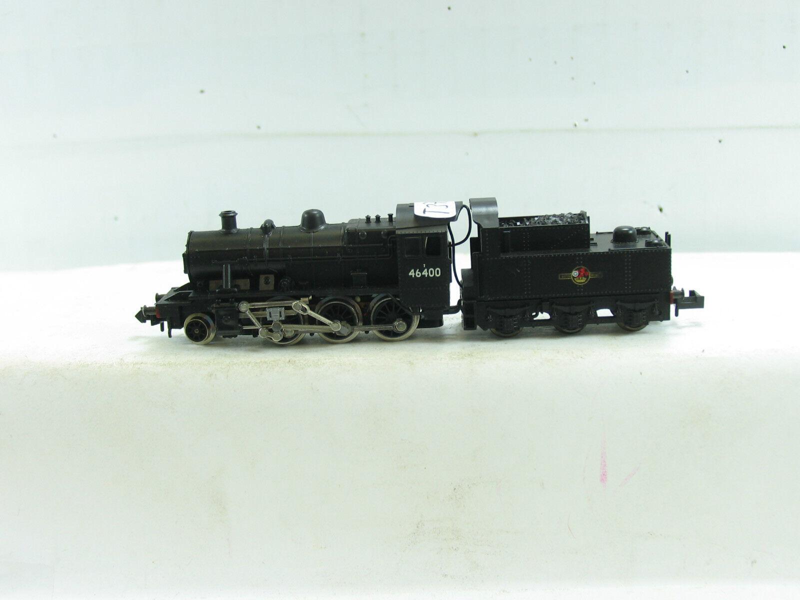 Trix LOCOMOTIVA BR 46 400 NERO British Railways b731