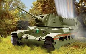 Airfix-A02335V-Matilda-Hedgehog-1-76-Scale-Model-Kit-New