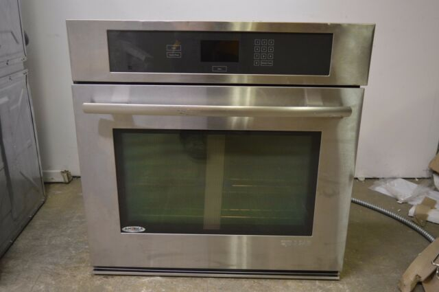 Jenn Air Jjw2330ws 30 Stainless Steel Single Electric Wall Oven