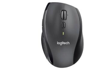 Logitech-Marathon-Mouse-M705-Wireless-Laser-Mouse-Black-New