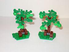 NEW LEGO Castle hobbit market village farm green apple orchard tree food fruit
