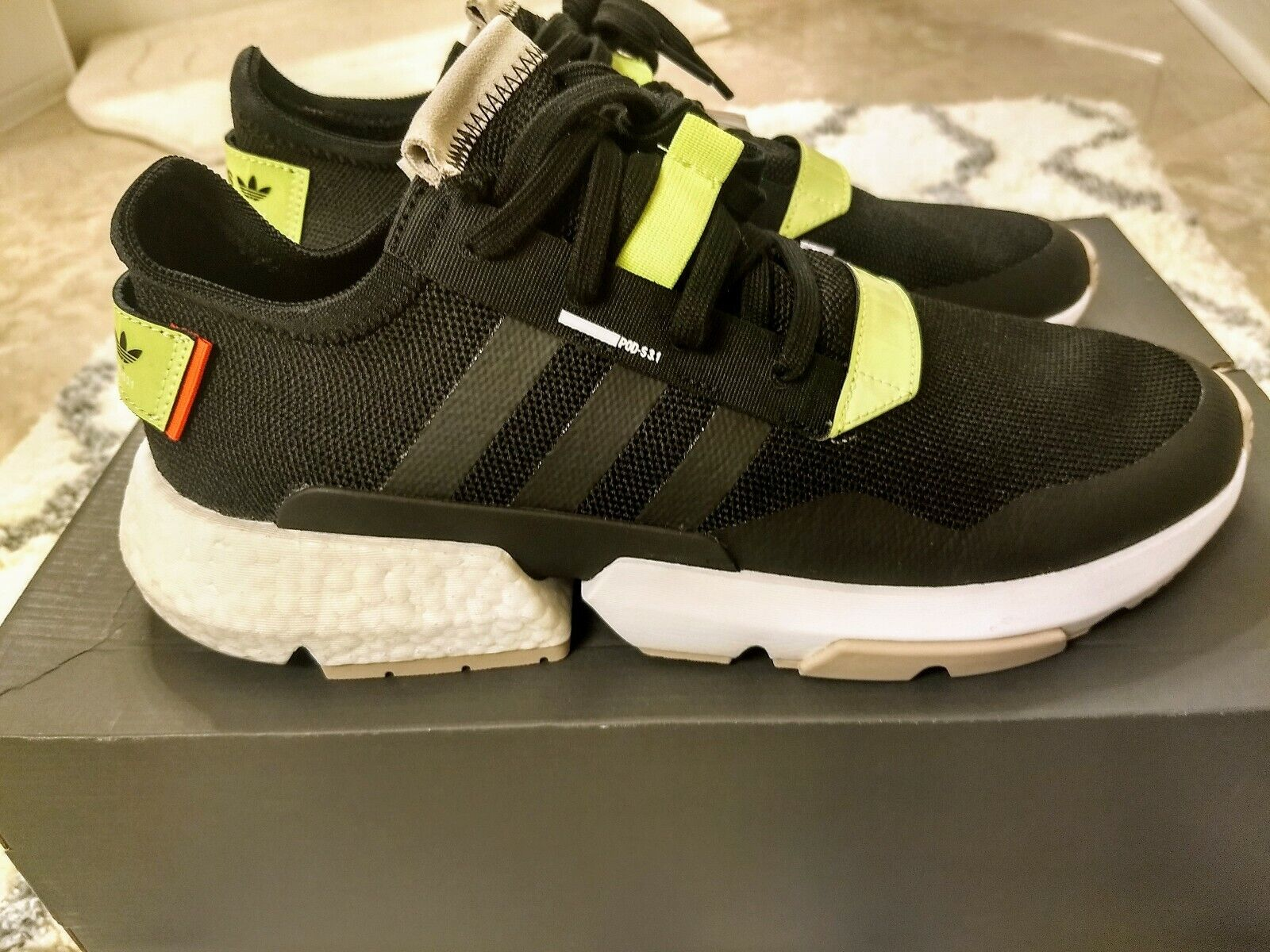 Adidas Men's POD-S3.1 BD7693, Running shoes. Size 11.5 New in Box.