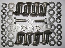 T2 Bay Split Bumper Fitting Bolts VW - Stainless Steel