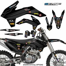 2005 2006 2007 KTM EXC 300 400 450 525 GRAPHICS KIT DECO DECALS MOTO STICKERS
